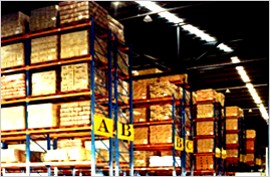 Heavy Duty Pallet Racking(1)