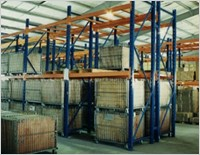 Heavy Duty Pallet Racking(2)