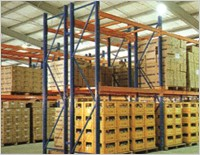 Heavy Duty Pallet Racking(3)